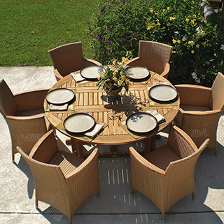 Royal Teak Collection High Quality